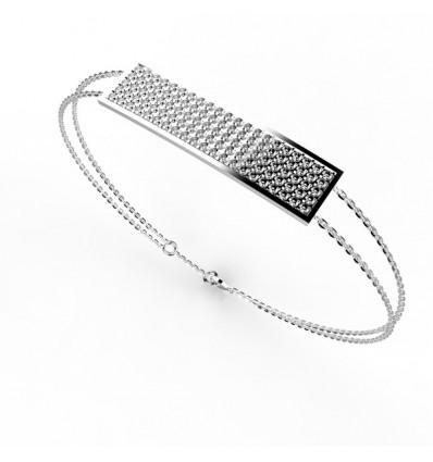 Bracelet 5 rangs db chaine